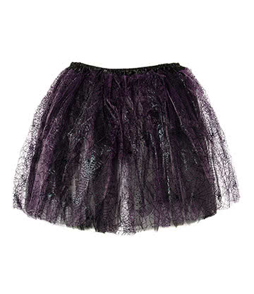 Blue Banana Web Tutu (Black)