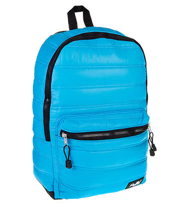 Mojo Puff'd Backpack (Blue)