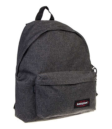 Eastpak Packer Denim Backpack (Black)