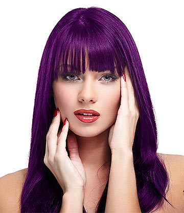 Manic Panic High Voltage Classic Cream Formula Colour Hair Dye 118ml (Plum Passion)