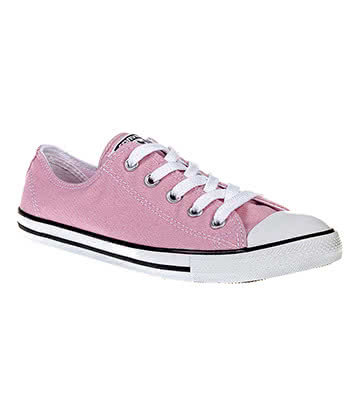 Converse All Stars Dainty Shoes (Pink Freeze)