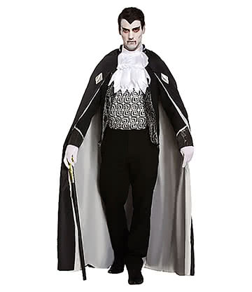 Costume Fancy Dress Dracula