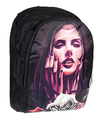 Sullen Vision Session Backpack (Black)
