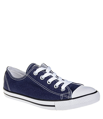 Converse All Star Dainty Shoe (Navy)