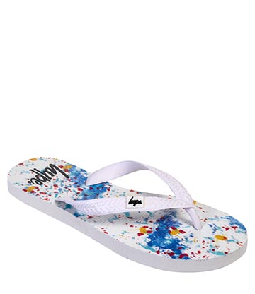 Hype Primary Flip Flops (Multi)