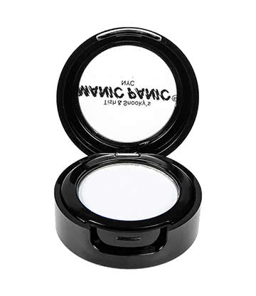 Manic Panic Love Colours Glitter Eye Shadow (Wicked White)