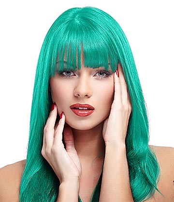 Manic Panic High Voltage Classic Cream Formula Colour Hair Dye 118mll (Mermaid)