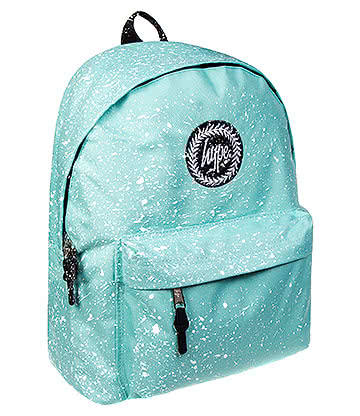 Hype Speckle Backpack (Mint/White)