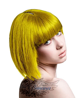 Stargazer Semi-Permanent Hair Dye 70ml (Yellow)