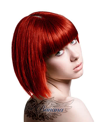 Stargazer Semi-Permanent Hair Dye 70ml (Foxy Red)