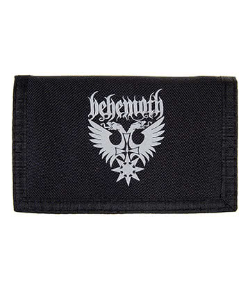 Official Behemoth Eagle Wallet (Black)