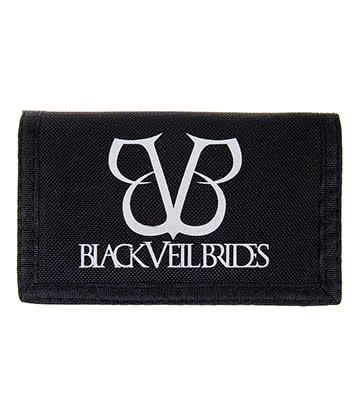 Official Black Veil Brides Logo Wallet (Black)