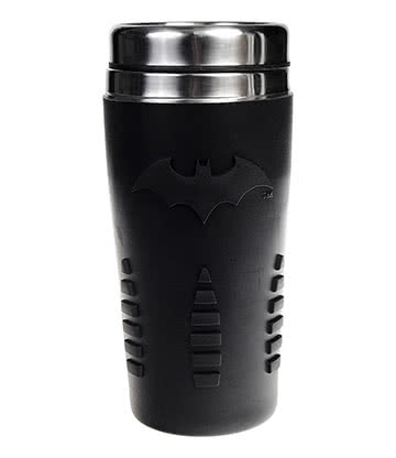 DC Comics Batman Travel Mug (Black)