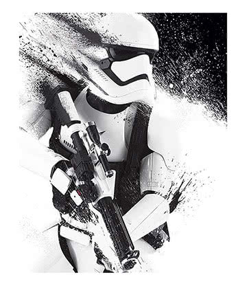 Star Wars Episode 7 Stormtrooper Poster - Affiche Officiel (61 x 91 cm)