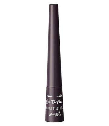 Barry M Plum Liquid Eyeliner (Purple)