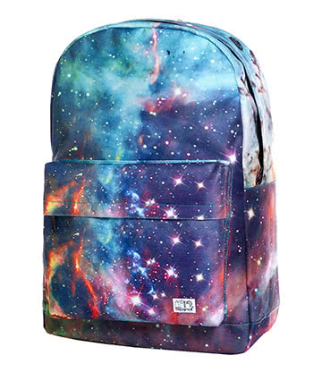 Spiral Galaxy Neptune OG Backpack (Multicoloured)