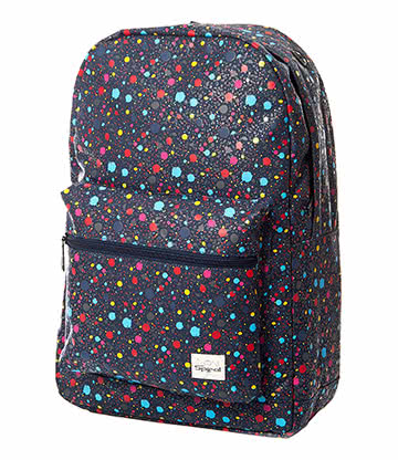 Spiral Navy Spray OG Backpack (Navy)