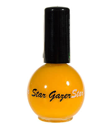 Stargazer No. 102 Neon Nail Polish 14ml (Yellow)