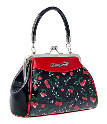 Banned New Romantics Handbag (Black)