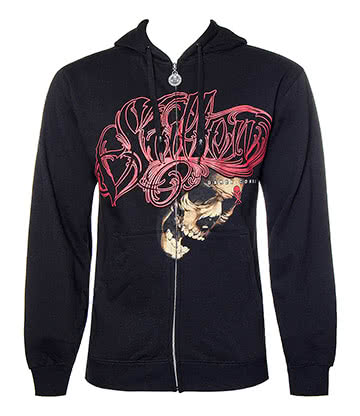 Sullen Conklin Filigree Hoodie (Black)