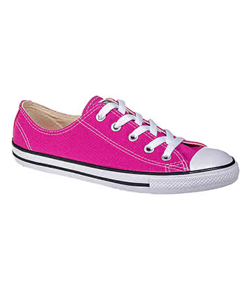 Converse All Star Dainty Shoes (Pink)