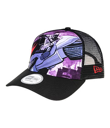 New Era Official Batman Trucker Hat (Black)