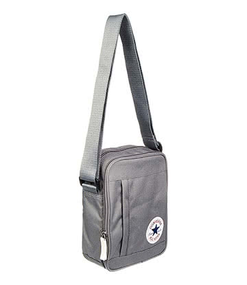 Converse Core Cross Body Bag (Charcoal)