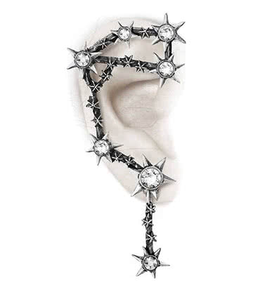 Alchemy Gothic Daughters Of Darkness Earring (Right)