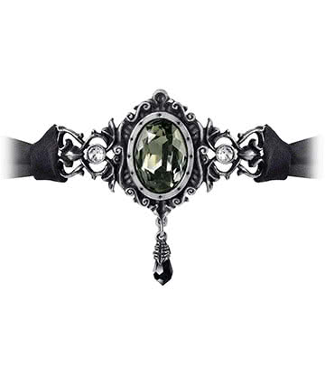 Alchemy Gothic The St Petersburg Tear Choker