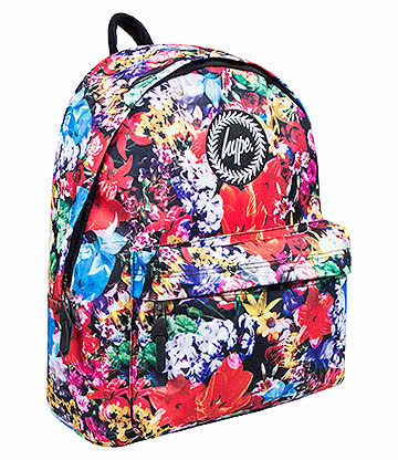 Hype Screen AOP Backpack (Multicoloured)