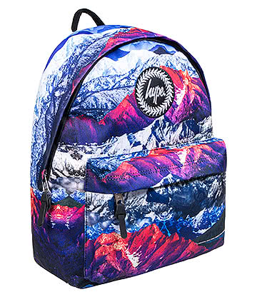 Hype Mountains Backpack (Multicoloured)