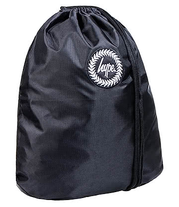 Hype Crest Gym Bag (Black)