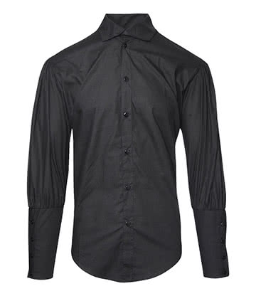 Phaze Dandy Mutton Shirt (Black)