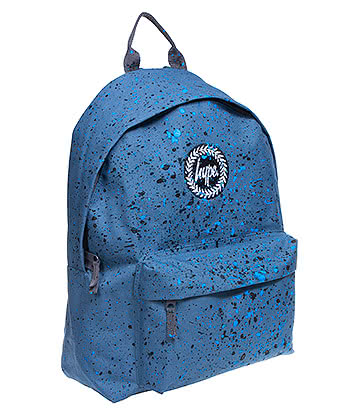Hype Speckle Backpack (Airforce Blue/Black/Navy)