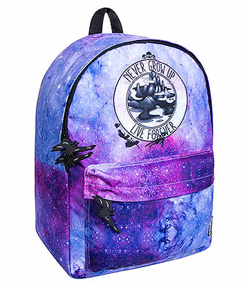 Cosmic Never Grow Up Backpack (Pink/Purple)