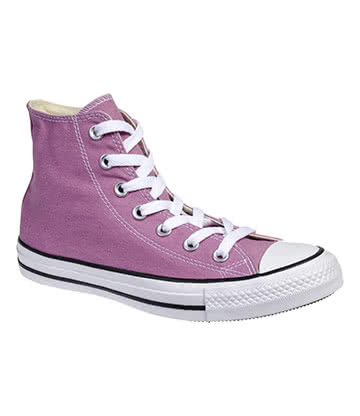 Converse All Star Hi Top Boots (Powder Purple)