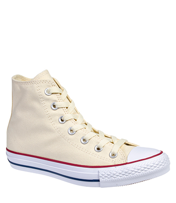 Converse All Star Hi Tops (Natural White)