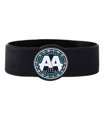 Official Asking Alexandria Glitz Wristband (Black)