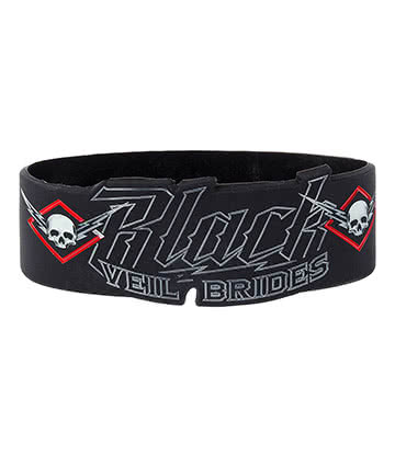 Official Black Veil Brides High Voltage Wristband (Black)