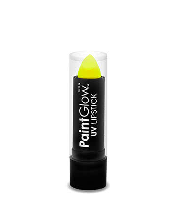 Paintglow UV Lipstick (Yellow)
