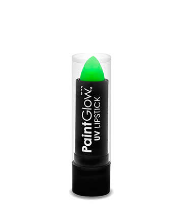 Paintglow UV Lipstick (Green)