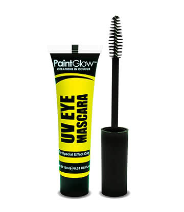 Paintglow UV Mascara (Yellow)