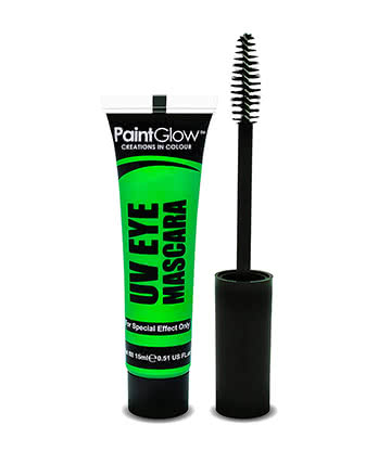Paintglow UV Mascara (Green)