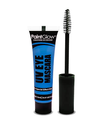 Paintglow UV Mascara (Blue)