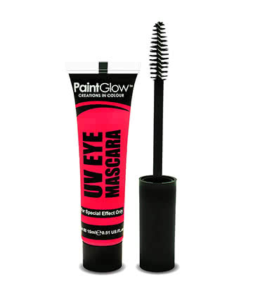 Paintglow UV Mascara (Pink)