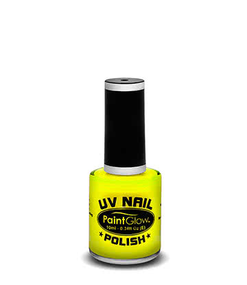 Paintglow UV Nail Polish (Yellow)