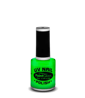 Paintglow UV Nail Polish (Green)
