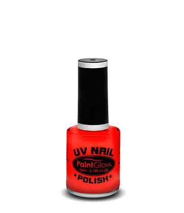 Paintglow UV Nail Polish (Red)