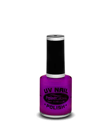 Paintglow UV Nail Polish (Violet)