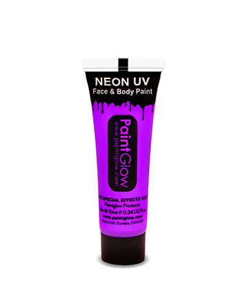 Paintglow UV Face & Body Paint (Violet)